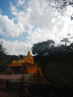 Temple in Goan Flavor